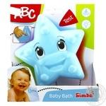 Игрушка для ванны Simba Морская звезда со световым эффектом
