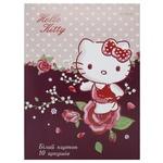 Картон белый Kite Hello Kitty A4 10л