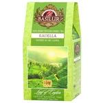 Чай Basilur Radella Лист Цейлону зелений 100г