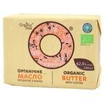 Масло Organic Milk вершкове з какао органічне 62% 200г