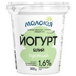 Йогурт Молокия классический 1.6% 300г