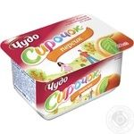Chudo Whipped Cottage Cheese Peach 5% 100g