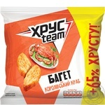 Hrusteam Baget Сrackers Flavored King Crab 100g