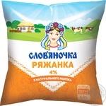 Slovyanochka Fermented baked milk 4% - buy, prices for Furshet - image 2