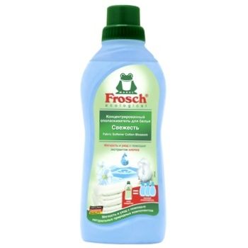 Frosch Freshness Laundry Conditioner 750ml - buy, prices for CityMarket - photo 1