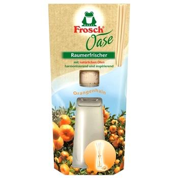 Frosch Oasis Orange Grove Air Freshener 90ml - buy, prices for CityMarket - photo 1