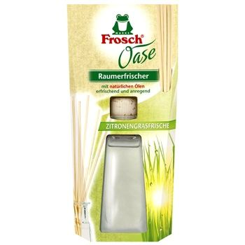 Frosch Oase Lemon Grass Air Freshener 90ml - buy, prices for CityMarket - photo 3