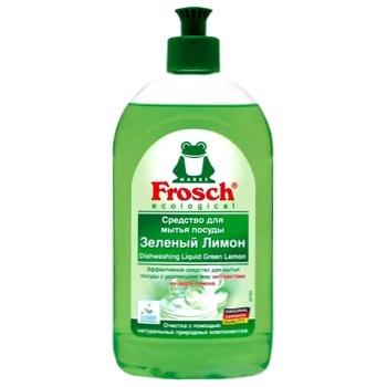 Frosch Dishwashing detergent 500ml - buy, prices for Novus - photo 1