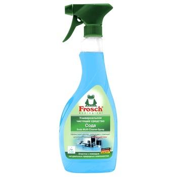 Средство чистящее Frosch Содовое универсальное 500мл