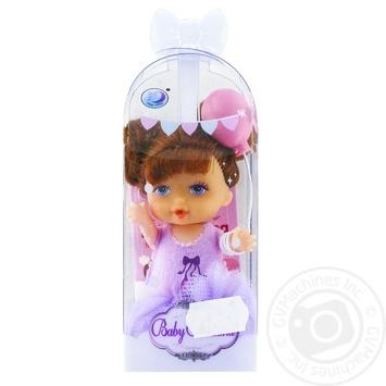 Игрушка Кукла с аксессуарами в ассортименте - купить, цены на Novus - фото 1