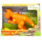 Конструктор-динозавр Polesie тиранозавр 40 элементов