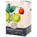 Miriada Fruits Apple-Pumpkin Juice 3l