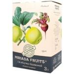 Miriada Fruits Apple-Beetroot Juice 3l