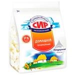 Сир кисломолочный Білоцерківський Домашній 9% 350г