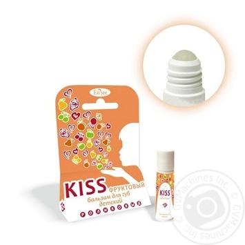 Бальзам En`jee Kiss Фруктовый для губ для детей 6мл - купить, цены на Ашан - фото 2