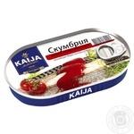Скумбрия Kaija филе в томатном соусе 170г