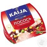 Лосось Kaija с овощами в томатном соусе 220г
