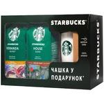 Coffee Starbucks ground 400g