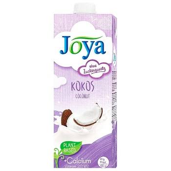 Напій кокосовий Joya без цукру 1л - купити, ціни на CітіМаркет - фото 1