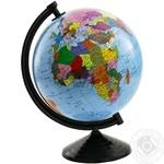 Глобус Земля D260мм політичний х3
