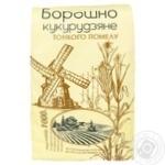 Flour August corn 1k