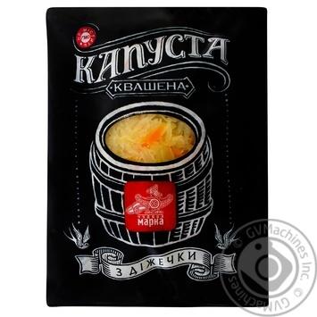 Капуста Чудова марка квашена 950г - купити, ціни на Фуршет - фото 1