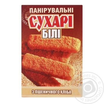 Rusks breading HPP white 200g - buy, prices for Furshet - image 1