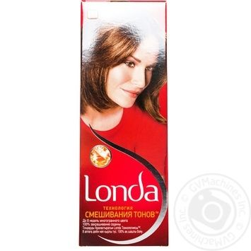 Londa Light-Brown For Hair Сolor - buy, prices for Novus - image 1