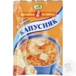Soup Velyka lozhka Katusnyak 18g Ukraine