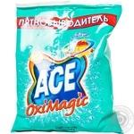 Пятновыводитель ACE oxi magic 200г - купить, цены на Восторг - фото 1