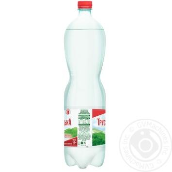 Минеральная вода Трускавецкая сильногазированная 1,5л - купить, цены на Novus - фото 3