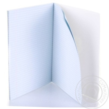 Зошит Школярик клітинка 12арк - купити, ціни на Ашан - фото 3
