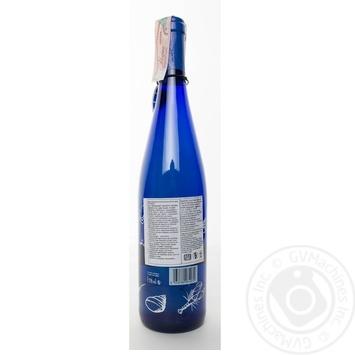 Вино Bleu Muscadet Sevre et Maine белое сухое 12% 750мл - купить, цены на Novus - фото 2