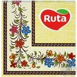 Серветки Ruta Art Етно А (20л)