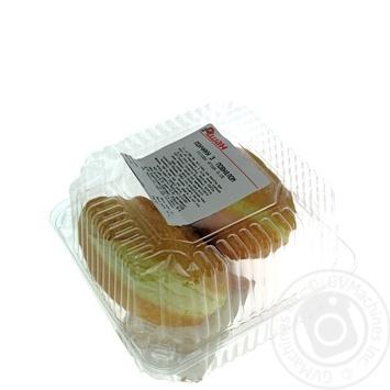 Пампух з лісовими ягодами 2шт*55г - купить, цены на Ашан - фото 1
