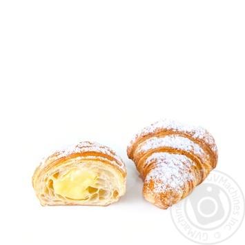 With Yogurt-Banana Filling Croissant 70g - buy, prices for Novus - image 2