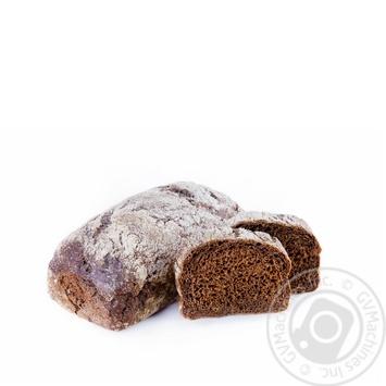 Хлеб Львовский ржаной с луком и сыром 195г - купить, цены на Novus - фото 2