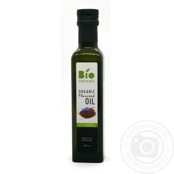 Oil of flax seed unrefined 230ml