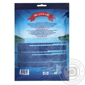 Кальмары Морские сушеные соленые 60г - купить, цены на Метро - фото 2