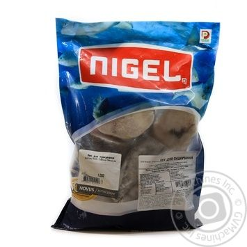 Хек для тушкування шматочки NIGEL Південна Африка ваг