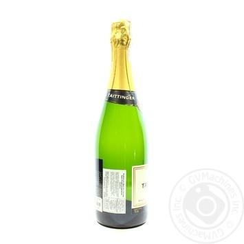 Шампанське Taittinger Brut Reserve 12.5% 0,75л - купити, ціни на CітіМаркет - фото 3
