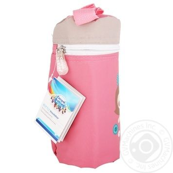 Thermo bag Canpol pink for children - buy, prices for Novus - image 3