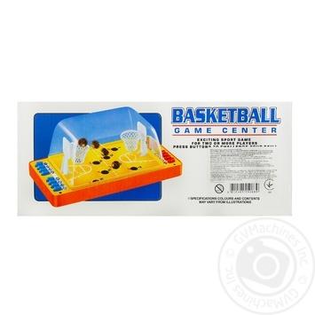 Игра настольная Qunxing Toys Баскетбол - купить, цены на Novus - фото 2