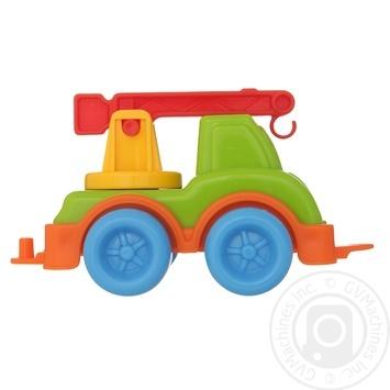 Игрушка Technok Транспорт мини - купить, цены на Ашан - фото 2