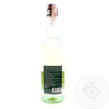 Chiarli Lambrusco Dry White Dry Sparkling Wine 10% 0.75l - buy, prices for MegaMarket - image 2