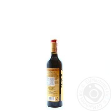 Вино Venta la Ossa красное сухое 14.5% 0.75л - купить, цены на СитиМаркет - фото 2