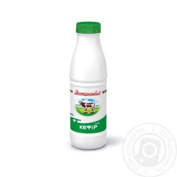 Кефир Яготинское 2.5% 450г - купить, цены на МегаМаркет - фото 1
