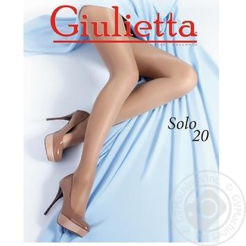 Giulia Pari Solo Women's Tights 60den 2s
