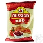 Mission Corn Сhips Barbecue 75g