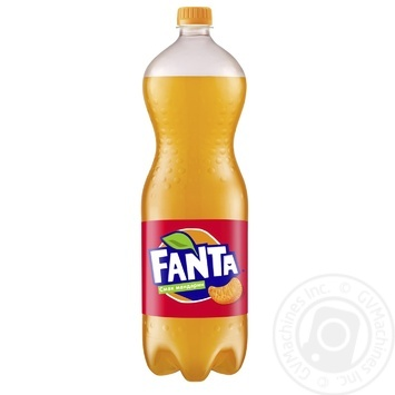Fanta mandarin flavored non-alcoholic highly carbonated drink 1.5l - buy, prices for Novus - image 1